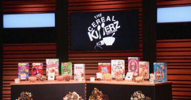 Shark Tank The Cereal Killerz Kitchen