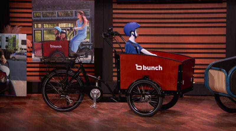 Bunch Bikes Update Shark Tank