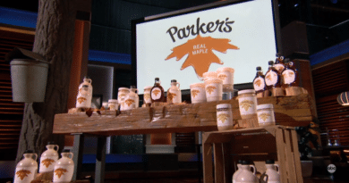 Parker's Real Maple Syrup Update