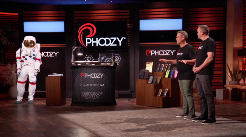 Phoozy update Shark Tank