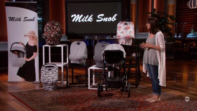 shark tank milk snob update