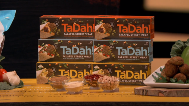 TaDah Foods update Shark Tank