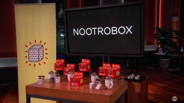 Nootrobox update shark tank