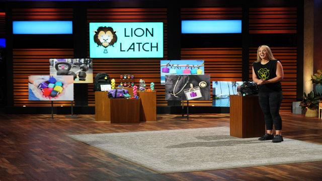 Lion Latch Update Shark Tank